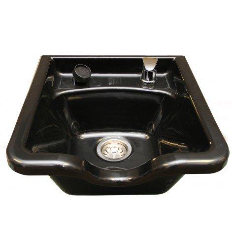 Minerva Cumberland Salon Shampoo Bowl w/ Fixtures by Minerva