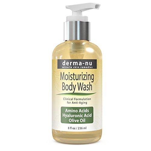Moisturizing Body Wash Derma nu Hyaluronic