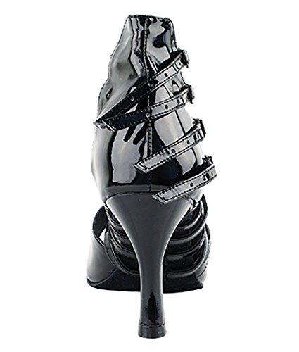4768dbe08faed ... Chaussures De Danse Salsa Tango Latine Très Belle Pour Les Femmes  Sera7036 Talon De 2,