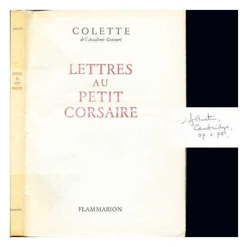 Lettres Au Petit Corsaire [Pdf/ePub] eBook
