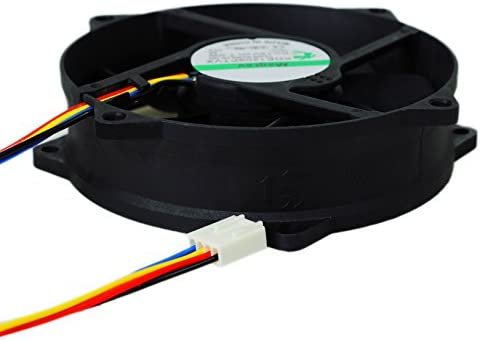Replace KDE1209PTVX 92 x 92 x 25mm With 4 Pin Generic 9225 Maglev Cooling Fan