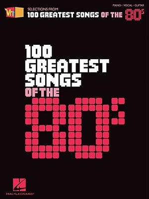 [(Vh1 100 Greatest Songs of the 80s)] [Author: Hal Leonard Publishing Corporation] published on (January, 2008) ()