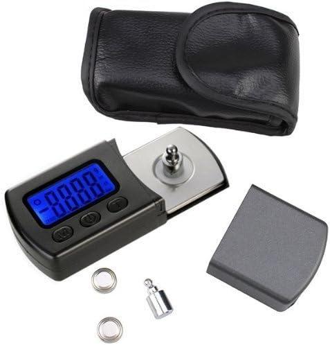 Signstek - Báscula digital para pesar agujas de tocadiscos ...