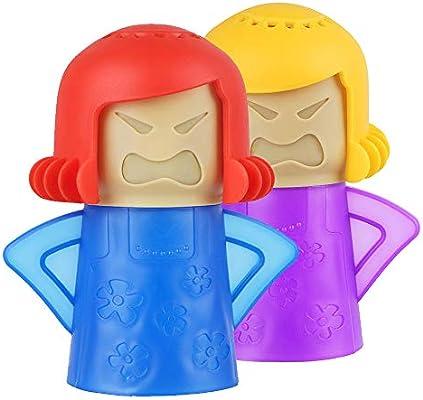 Angry Mom - Limpiador de microondas para mamá, crema para mamá ...