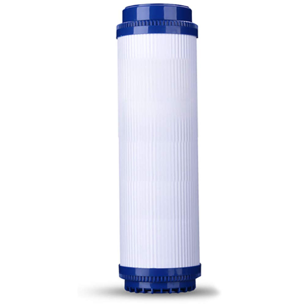 YOTHG Granular Activated Carbon Water Filter Cartridge Water Dispenser Replacement Cartridge for Clean Water Machine Safety(White+Blue)