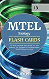 MTEL Biology (13) Flash Cards Book: Rapid Review Test Prep Including 350+ Flashcards for the Massachusetts Tests for Educator Licensure