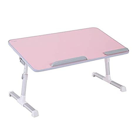 Mesa plegable simple Mesa plegable HJCA - Mesa de cama portátil ...