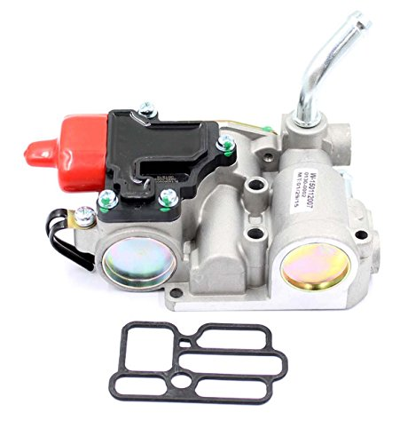 (GooDeal Fuel Injection Idle Air Control Valve MD614701 for Mitsubishi Eagle)