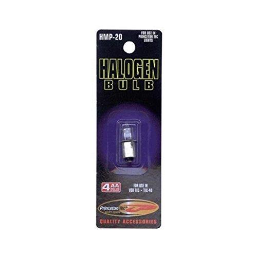 Princeton Tec Halogen Tec 40 Dive Light (Replacement Parts, Halogen Bulb)