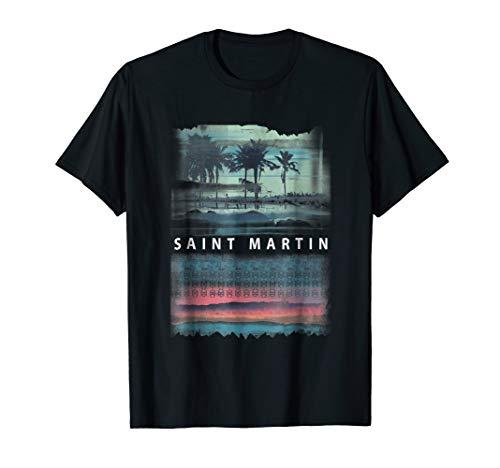 St Martin Shirt Caribbean Tshirt Beach Tee Men Women Kids