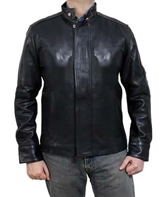 CosplayhiT Californication Hank Moody Leather Jacket XL