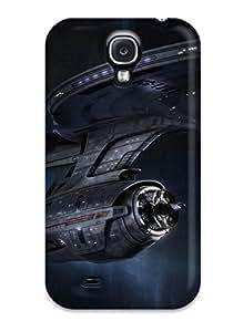 Hot Tpu Cover Case For Galaxy/ S4 YY-ONE Skin - Star Trek Classic Ncc 1701 Vehicle