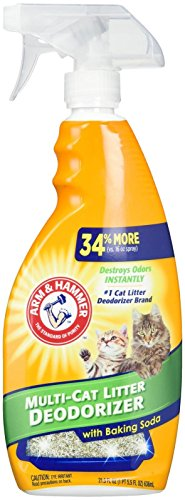 Arm & Hammer Litter Deodorizing Spray - 21.5 oz (Arm And Hammer Multi Cat Litter Ingredients)