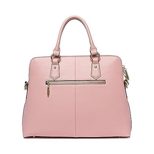 adf267159610 ... best cluci women s cow leather handbags briefcase purse shoulder ...