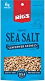 Bigs Sea Salt Sunflower Seed Kernel, 3.5 Ounce -- 36 per case.