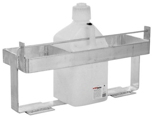 Fuel Jug Rack (Prairie View Utility Jug/Fuel Can Travel Racks XGCR3)