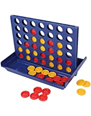 Hasbro Game Connect 4 For Kids , Multi Color - 170690