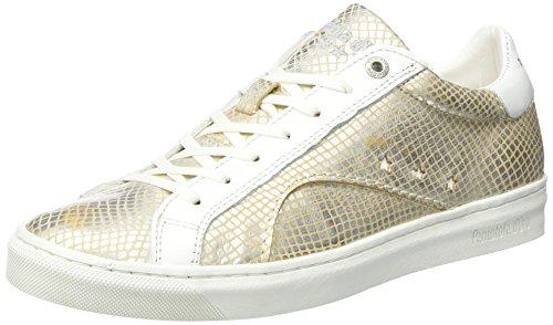 Pantofola d'Oro Paularo Donne Low, Sneaker Donna Beige (Marshmallow .79g)