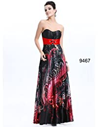 Ever Pretty Womens Vine Paisley Long Dress