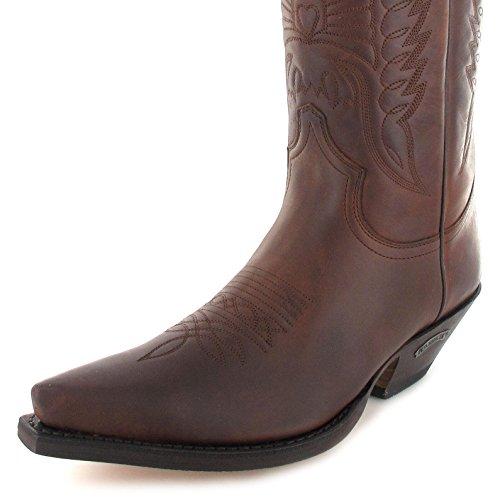 Stivali 2073 Boots adulto 7004 Sprinter western unisex Sendra 81E5dxqwq