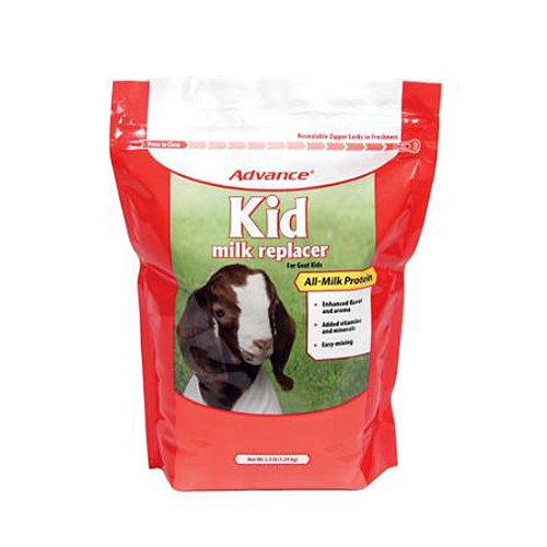 Advance 4671 Goat Kid Milk Replacer, 3-Pound by Milk Specialties, Inc.