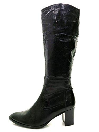 Lamica Femmes Bottes Bottes Chaussures pour Femmes Chaussures Bottes en Cuir Longue HAMPE EU 41 I7zIH5dPpq