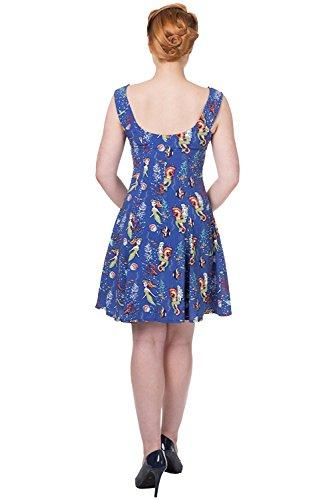 Banned Apparel - Made Of Wonder Mini Dress L