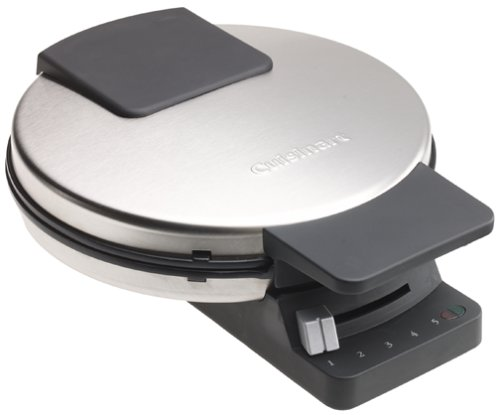 Cuisinart WMR-CA Round Classic Waffle Maker (Renewed) (Ca The Put)