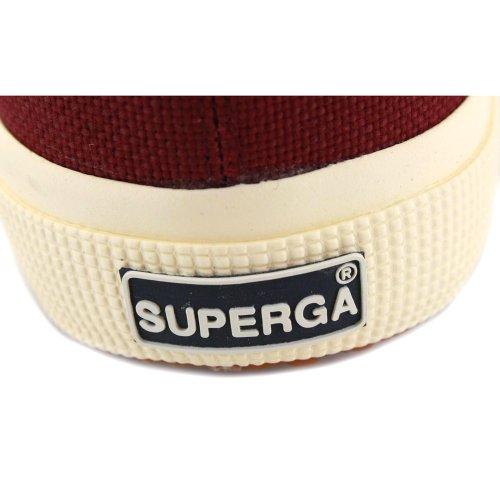 Superga 2750cotu Classic s000010, unisex–Adultos borgoña