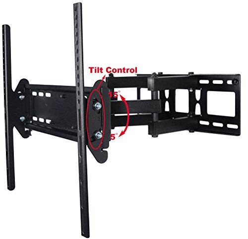 Videosecu Mw340b Tv Wall Mount Bracket For Most 26 65 Inch
