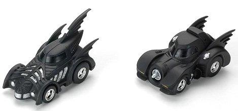チョロQ バットモービル2台セット 「バットマン」