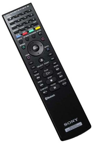 PS3 BD Remote Control [Japan Import]