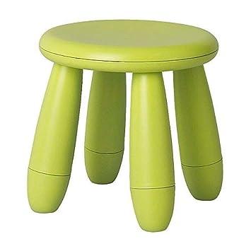 """Ikea Niños Taburete""""Mammut Muebles Infantiles en verde – muy resistente"""