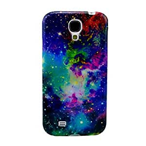 Shining Star Pattern Caso suave de TPU para Samsung Galaxy S4 i9500