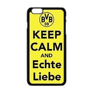 Happy BVB Borussia Dortmund echte liebe Cell Phone Case for Iphone 6 Plus