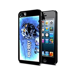 Case Cover Silicone Iphone 4 4s Call of Duty Black Ops 2 Codb04 Classic Game Protection Design