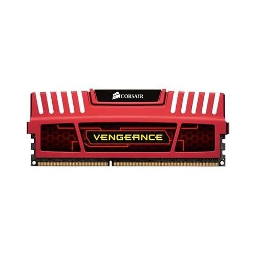 Corsair Memory Vengeance 8GB DDR3 SDRAM Memory Module - 8 GB (2 x 4 GB) - DDR3 SDRAM - 1600 MHz DDR3-1600/PC3-12800 - 240-pin...