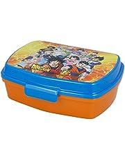 Dragon Ball Sandwich-broodrooster voor kinderen, versierd, lunchbox voor kinderen, lunchbox voor lunch en lunchbox voor school, drakenbal
