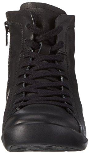Softinos NITA323SOF smooth - Zapatillas Mujer Negro - negro