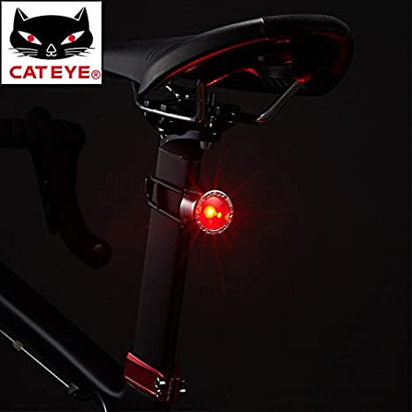Select Color Cateye Nima-2 Bicycle Rear TAIL Light