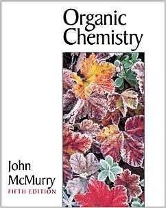 Organic Chemistry With Infotrac 5th edition by McMurry, John (1999 ...