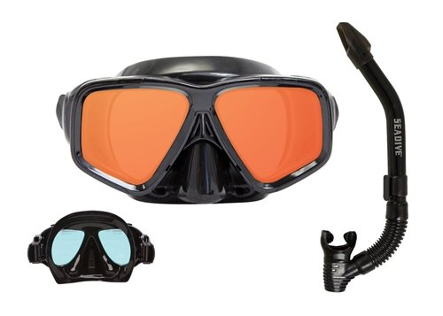 Ocean Mask - Ocean Ways SeeSharp Mask and Snorkel Combo