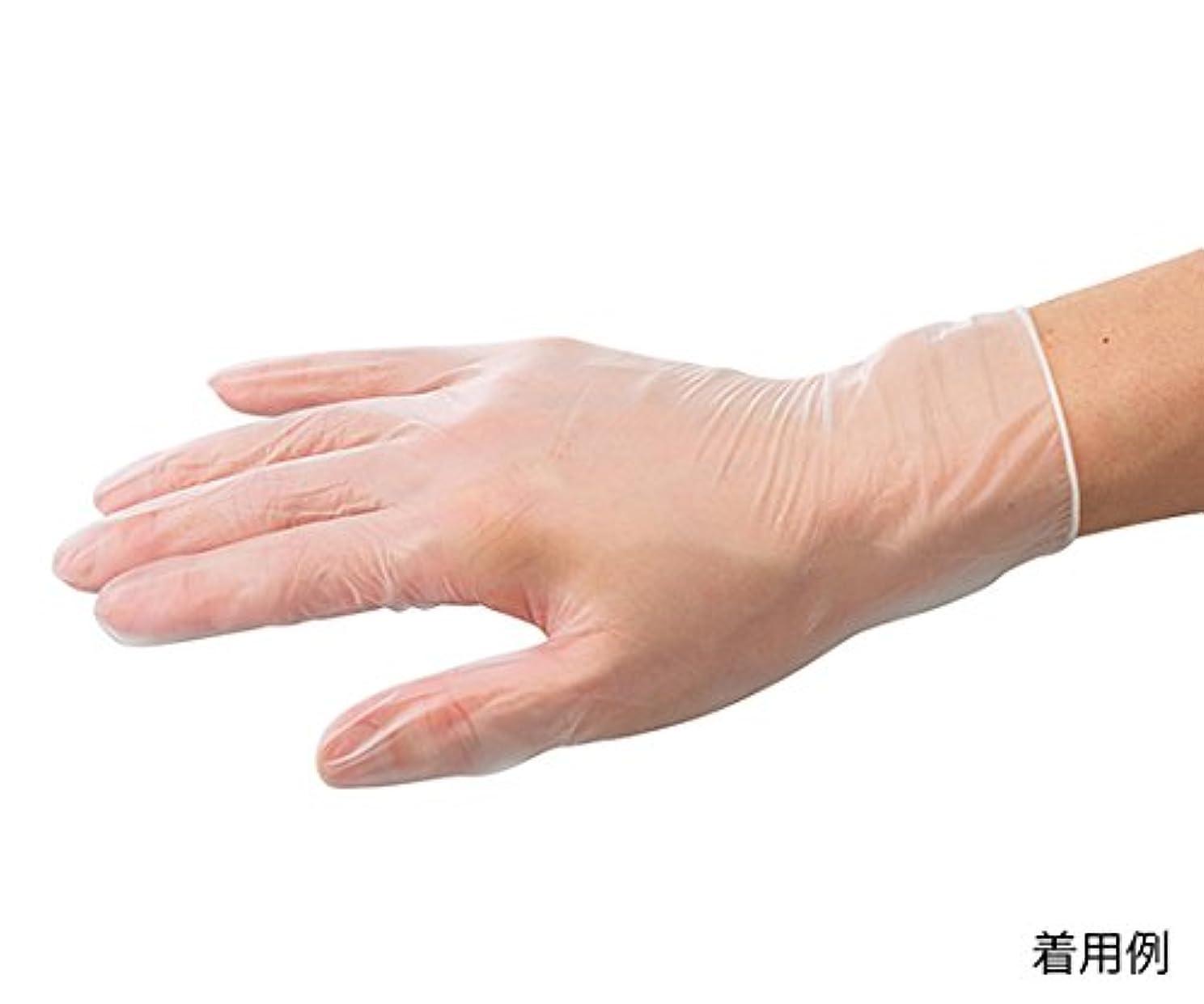博物館予報無謀ARメディコム?インク?アジアリミテッド7-3726-01バイタルプラスチック手袋(パウダーフリー)S150枚入