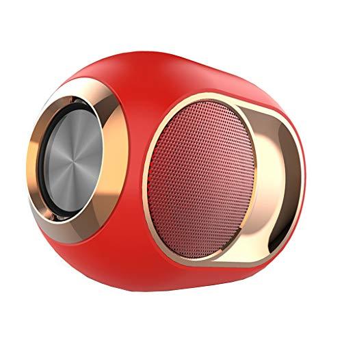 CZYCO X6 HIFI Portable Wireless Blueteeth 5.0 Stereo Sound FM TWS SD Card AUX Speaker