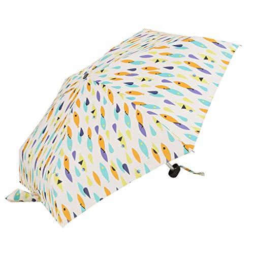 (LHWY Umbrellas Automatic Windproof Inverted Double Folding Stand Upside-Down UV Protection Golf Flat Lightweight Umbrella Parasol Folding Sun Umbrella Mini Umbrella)