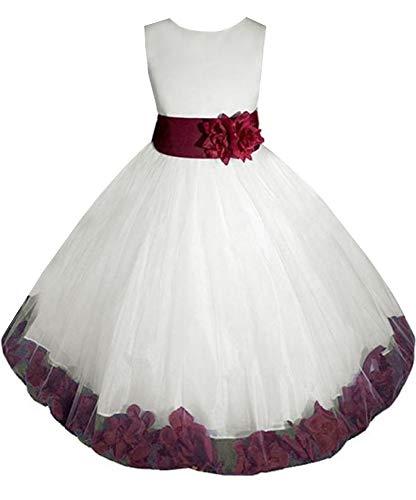 AMJ Dresses Inc Big Girls Communion