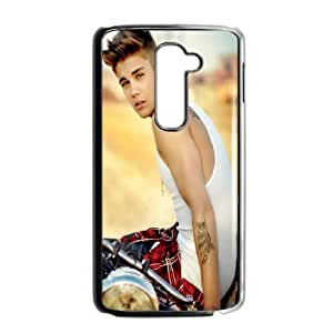Personalized Creative Justin Bieber For LG G2 LOSQ172063