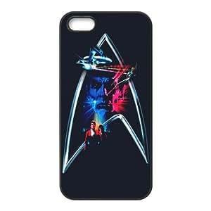 CTSLR Film Star Trek Hard Case Cover Skin for Apple iPhone 6 4.7- 1 Pack - BlackWhite - 4