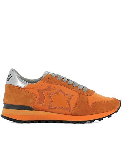 Atlantic Stars Sneakers Uomo ARGOAANYNAAN Camoscio Arancione