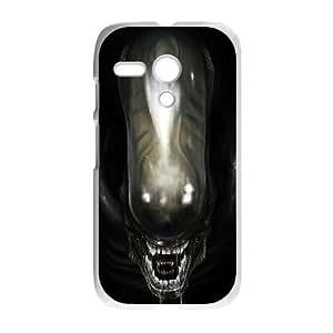 Alien Xenomorph Motorola G Cell Phone Case White gift pp001_9451085